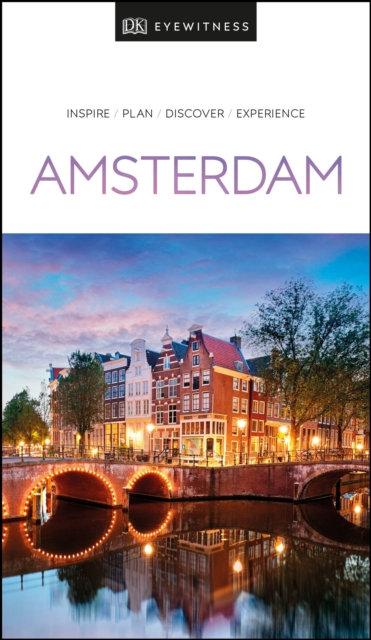 DK Eyewitness Amsterdam : 2020