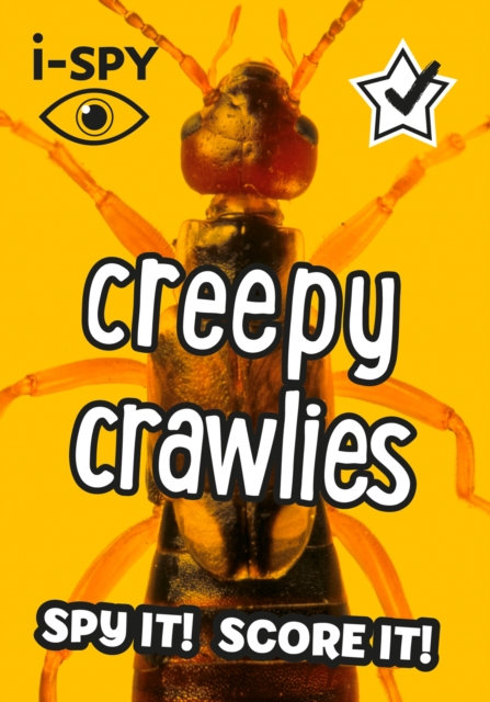 i-SPY Creepy Crawlies : What Can You Spot?