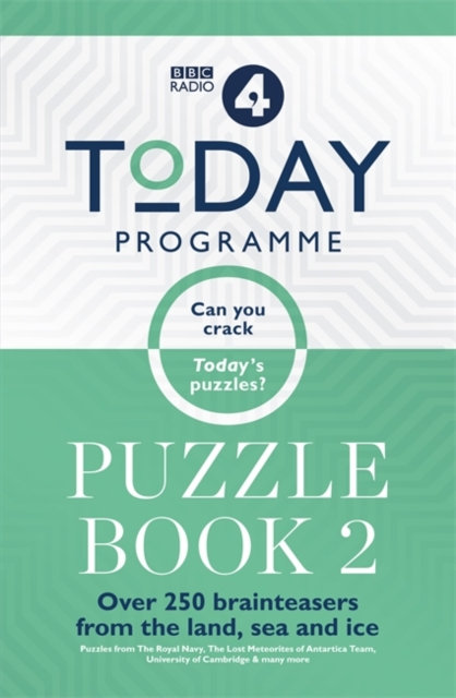 Today Programme Puzzle Book 2 : The puzzle book of 2019