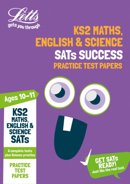 KS2 SATS PTP MATHS ENG SCI