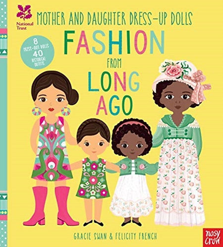 National Trust: Mother and Daughter Dress-Up Dolls: Fashion From Long Ago