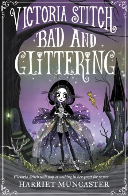 Victoria Stitch: Bad and Glittering