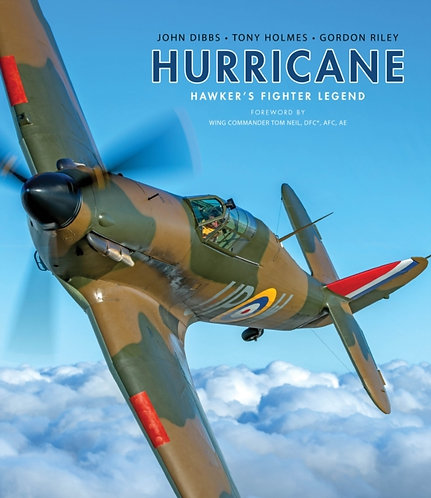 Hurricane : Hawker's Fighter Legend