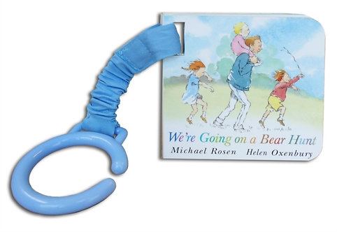 We're Going on a Bear Hunt : Buggy Book