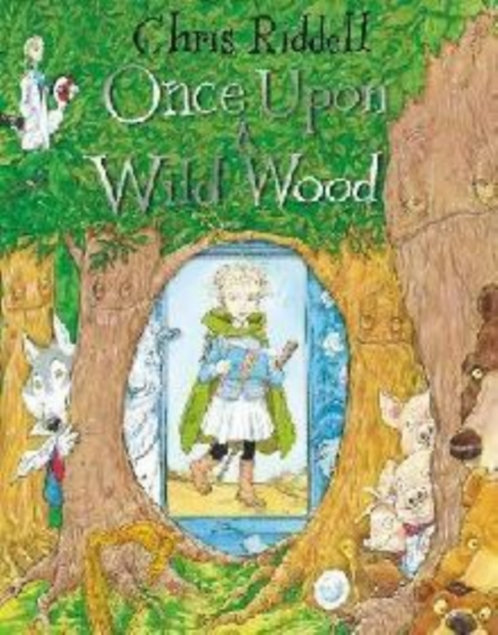 once upon a time wild wood
