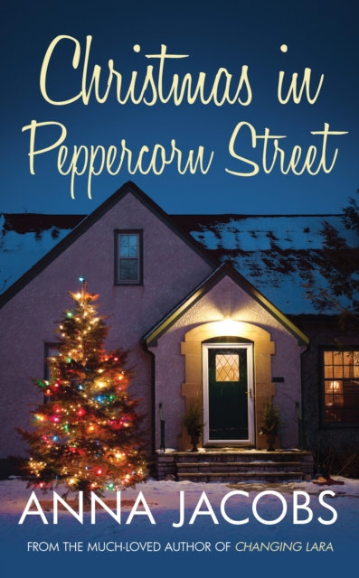 Christmas in Peppercorn Street : A festive tale of family, friendship and love