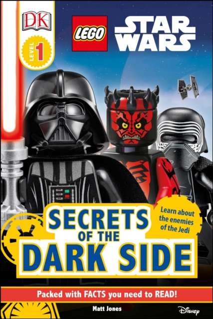LEGO (R) Star Wars: Secrets of the Dark Side [DK Reader Level 1]