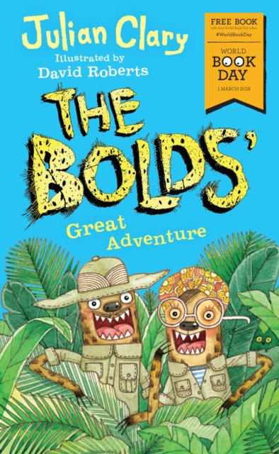 BOLDS GREAT ADVENTURE