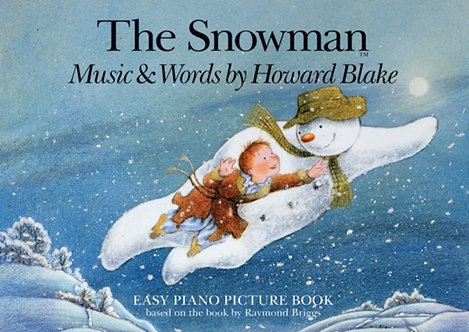 Howard Blake : The Snowman Easy Piano Picture Book