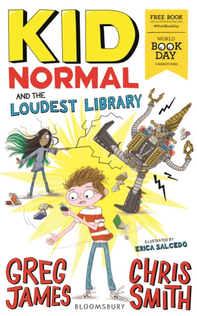 KID NORMAL & THE LOUDEST LIBRARY X50 PK