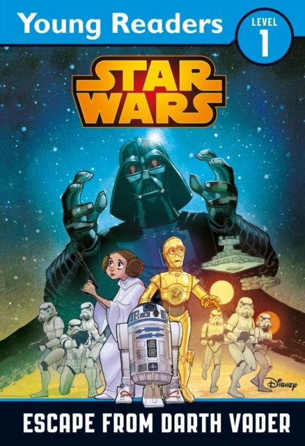 Escape from Darth Vader : A Star Wars Saga Reader