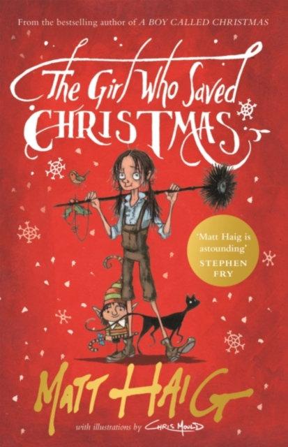 GIRL WHO SAVED CHRISTMAS SIGNED EDITION