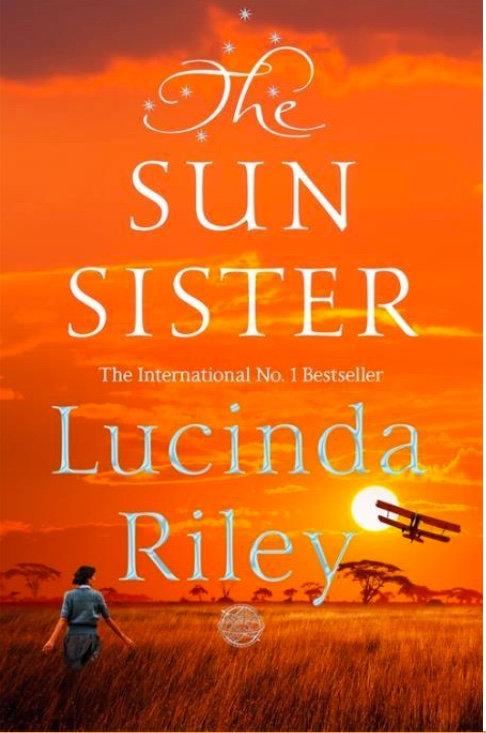 The Sun Sister, Lucinda Riley