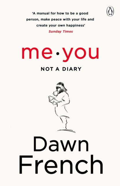 Me. You. Not a Diary : The No.1 Sunday Times Bestseller