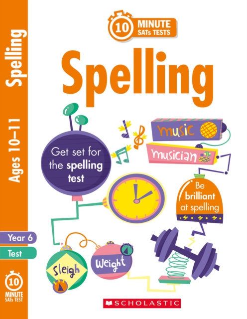 Spelling - Year 6