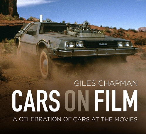 Cars on Film : A Celebration of Cars at the Movies