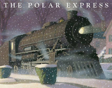 The Polar Express : 35th Anniversary Edition