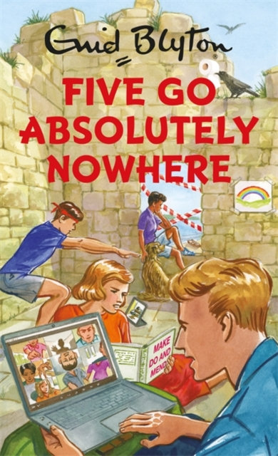 Five Go Absolutely Nowhere