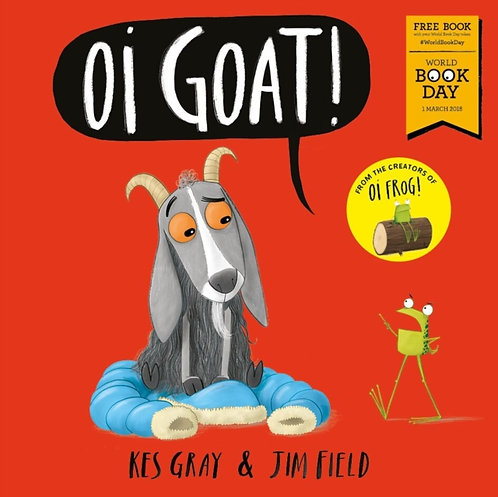 Oi Goat! - World Book Day Pack 2018