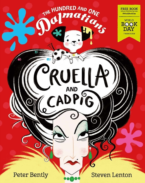 CRUELLA AND THE CADPIG