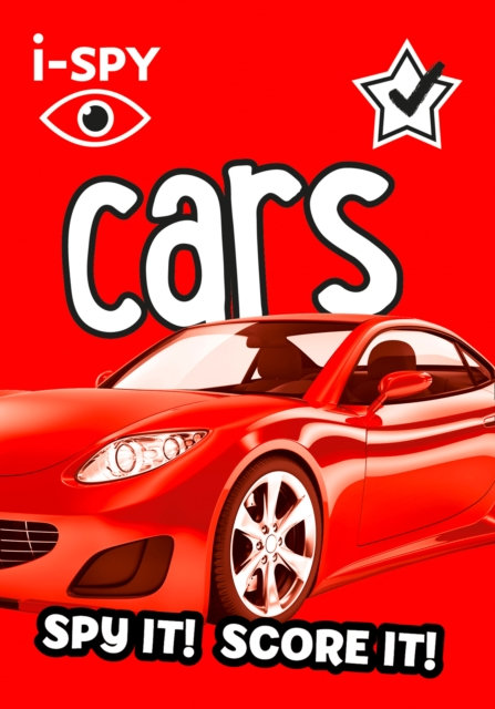 i-SPY Cars : What Can You Spot?