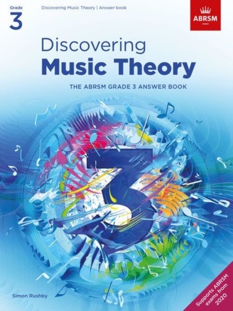 Discovering Music Theory, The ABRSM Grade 3 Answer Book