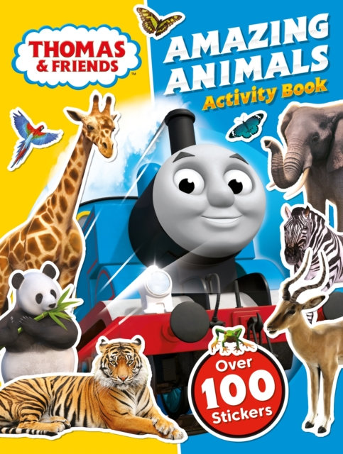 Thomas and Friends: Amazing Animals Activity Book
