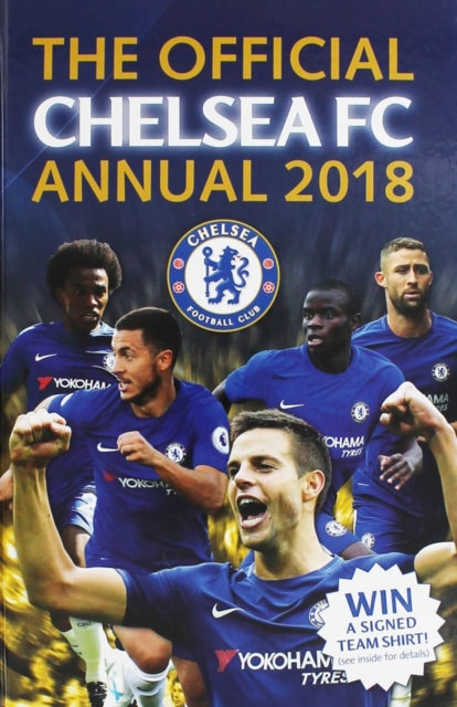 The Official Chelsea Fc Annual 2018
