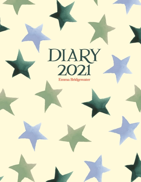Emma Bridgewater Winter Star Midi Diary 2021