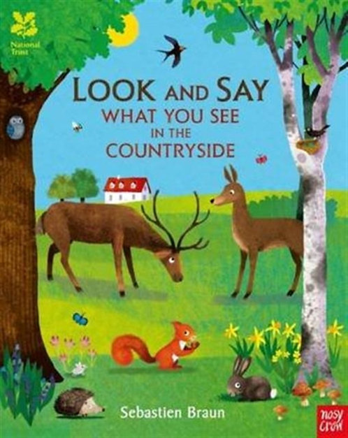 The National Trust: Look and Say What You See in the Countryside