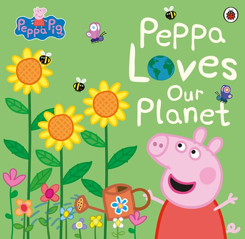Peppa Pig: Peppa Loves Our Planet