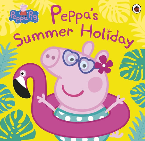 Peppa Pig: Peppa's Summer Holiday