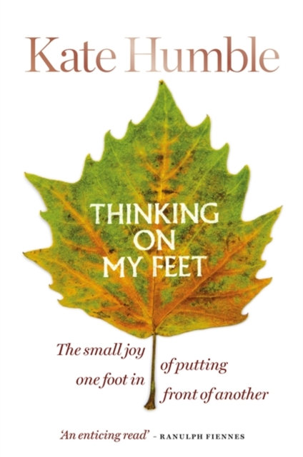 Thinking on My Feet : The small joy of putting one foot in front of another