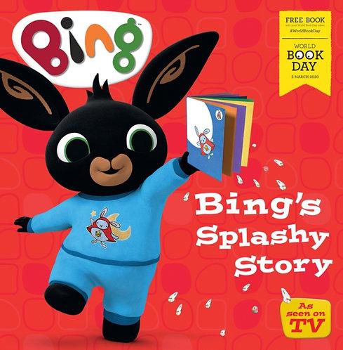 BING BINGS SPLASHY STORY X50 PACK