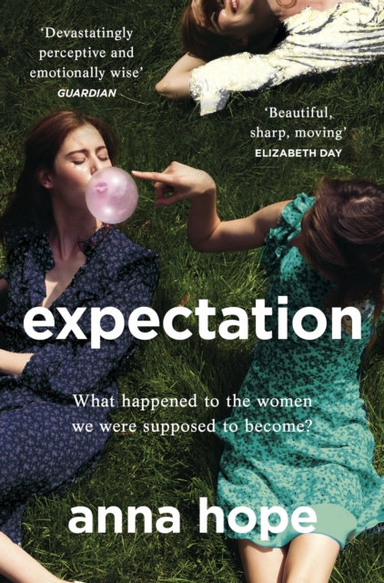Expectation : The most razor-sharp and heartbreaking novel of the year