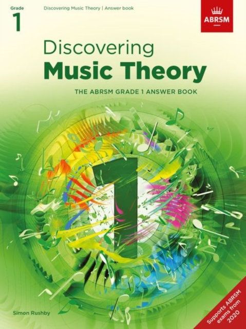 Discovering Music Theory, The ABRSM Grade 1 Answer Book