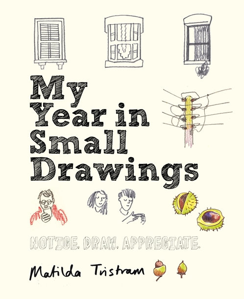 My Year in Small Drawings : Notice, Draw, Appreciate