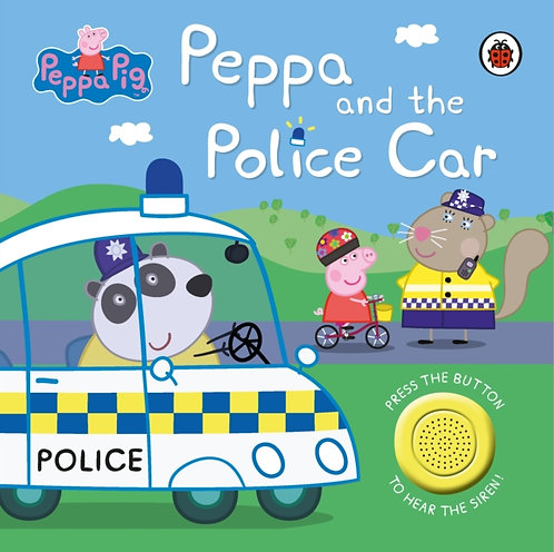 Peppa Pig: Police Car : Sound Book