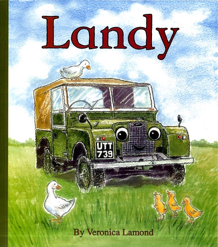 Landy : 1st book in the Landy and Friends series