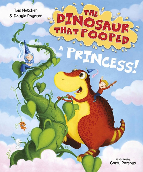 The Dinosaur that Pooped a Princess