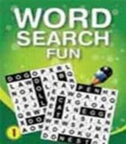 Word Search Fun 1 : Book 1