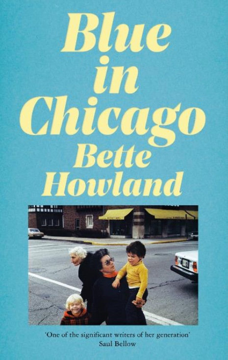 Blue in Chicago, Bette Howland