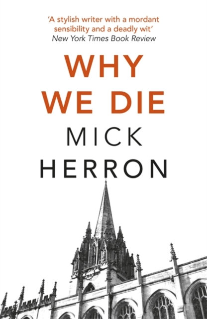 Why We Die : Zoe Boehm Thriller 3