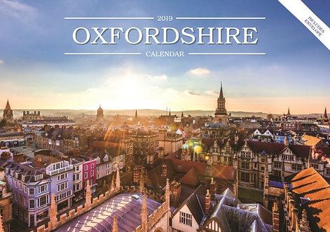 Oxfordshire A5 2019