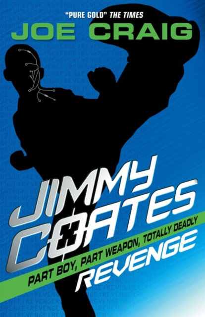 Jimmy Coates : Revenge