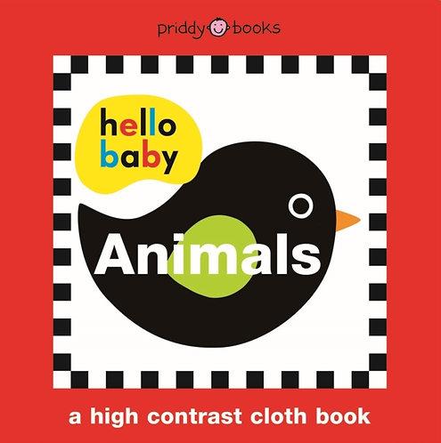 Hello Baby Animals Cloth Book