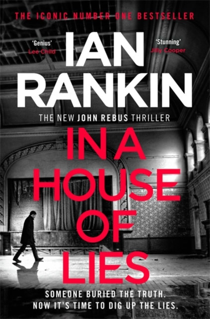 In a House of Lies : The Brand New Rebus Thriller - the No.1 Bestseller