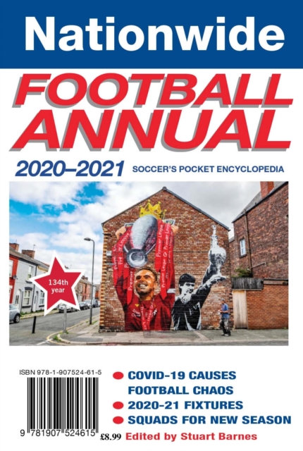 The Nationwide Football Annual 2020-2021 : soccer's pocket encyclopedia