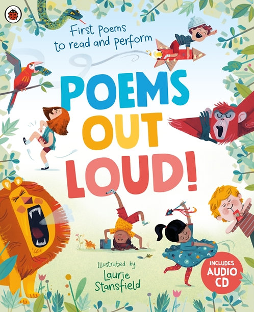 Poems Out Loud! : First Poems to Read and Perform