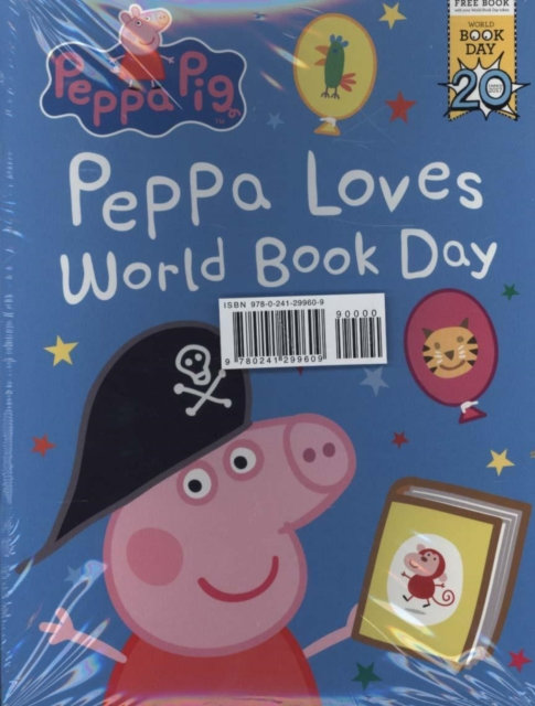 PEPPA LOVES WORLD BOOK DAY X50 PACK